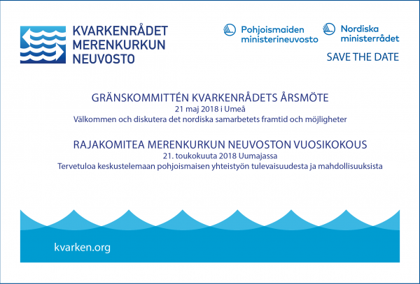 KVR save the date 2018